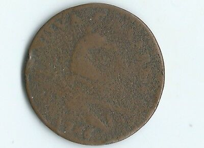 1786 New Jersey Cent