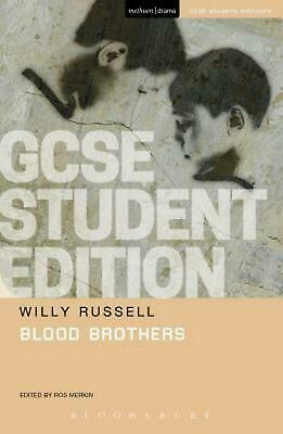 Blood Brothers by Willy Russell (English) Paperback Book Free Shipping!