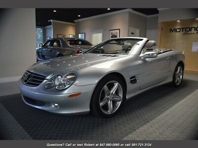 SL-Class SL 500 2006 Mercedes-Benz SL 500 SL500 550 WHOLESALE, We Finance FL