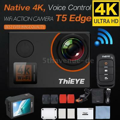"ThiEYE T5 Edge WiFi 4K HD 1080P 14MP 2"" Wasserdicht Action Sport Video Kamera DV"