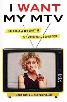 I Want My MTV: The Uncensored Story of the Music Video Revolution-ExLibrary