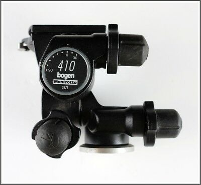 Used Vintage Bogen/Manfrotto 410 Head Tripod Head, Excellent Condition.
