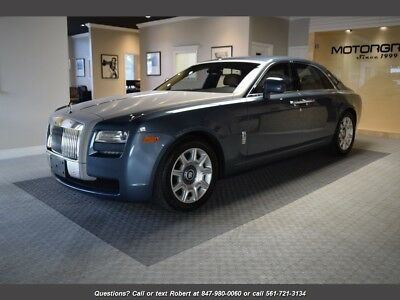 Ghost  2010 Rolls-Royce Ghost Lunar Blue, Exceptional, Serviced, BUY $985/month FL