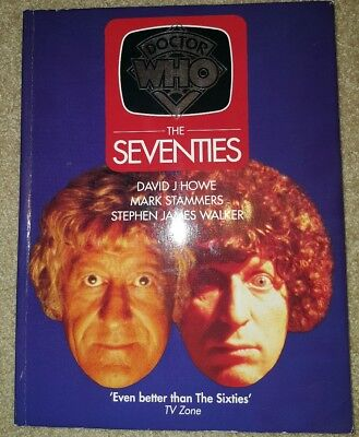 Doctor Who The Seventies