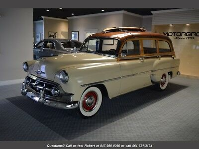 Other  1953 Chevrolet 210 Townsman Wagon, Well Kept, Ready to Surf! FL