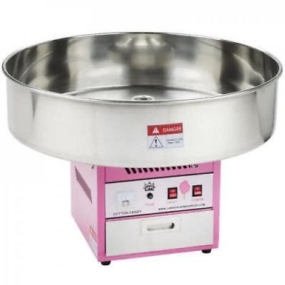 "NEW! Carnival King Commercial Industrial Cotton Candy Machine Maker 28"" Round"