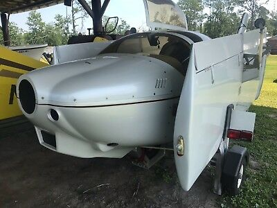 Exceptional Europa Monowheel Complete Experimental Airframe Less Engine/prop