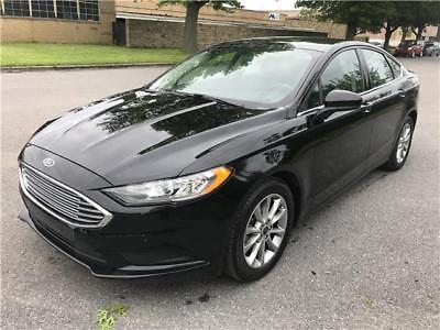 Fusion SE 2017 Ford Fusion SE Only 25k One Owner No Reserve