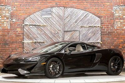 McLaren 570GT 570GT 1k Miles Freshly Serviced 17 B&W Sound Carbon Fiber Exterior Interior Sports Exhaust Lightweight Forged