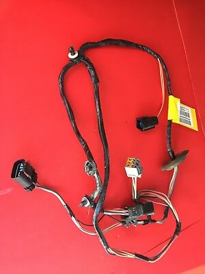 DODGE CARAVAN CHRYSLER Town Country Drivers Side Door Sliding Wire on cirrus wiring harness, ramcharger wiring harness, grand marquis wiring harness, vue wiring harness, astro van wiring harness, crown victoria wiring harness, wrangler wiring harness, camry wiring harness, pt cruiser wiring harness, civic wiring harness,