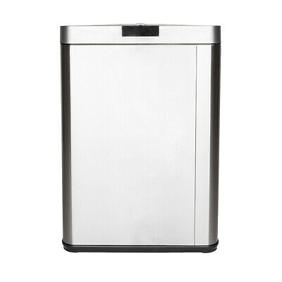 Electric Trash Can Touchless Garbage Automatic Wastebasket Combo Motion Sensor