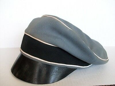 "Ww2 German ""elite"" Crusher Cap ""combat Style"""