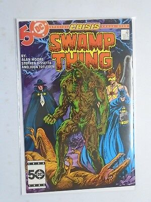 Swamp Thing 2nd Series #46 - 6.0 FN - 1986