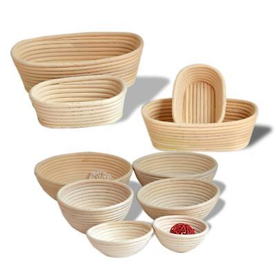 A variety of models Dough Basket Bread Proofing Proving Fermentation Baskets UK
