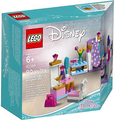 LEGO® Disney™ 40388 Nähstudio NEU OVP_ Mini-Doll Dress-Up Kit NEW MISB NRFB