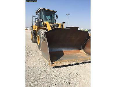 2015 CATERPILLAR 950M Wheel Loaders