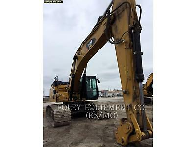 2015 CATERPILLAR 349FL Hydraulic Excavators