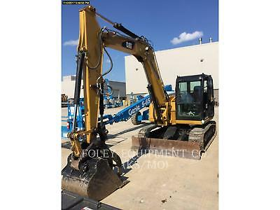 2014 CATERPILLAR 308E2CRSB Hydraulic Excavators