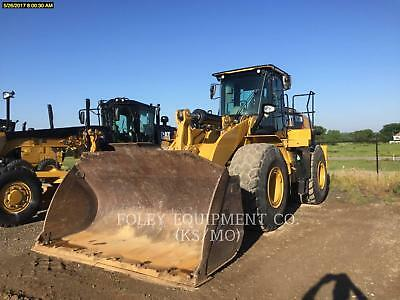 2014 CATERPILLAR 972M Wheel Loaders