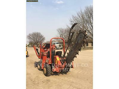 2014 DITCH WITCH (CHARLES MACHINE WORKS) RT45 Trenchers