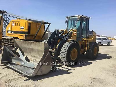 2006 JOHN DEERE 624J Wheel Loaders