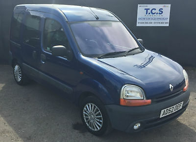 2003 Renault Kangoo 1.2 16V Authentique Disabled Adapted Wheel Chair Access