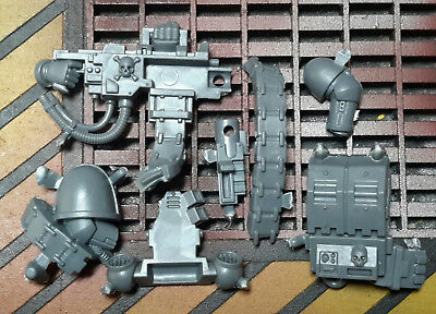 Warhammer 40K Space Marine Devastator HEAVY BOLTER DOUBLE DEAL 2 X (DEV014)
