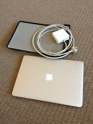 MacBook Pro Retina, 13-inch, Late 2013, excellent condition