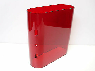 Dell Studio Hybrid 140G Rare RED Colour Sleeve Cover Case for Vintage Computer