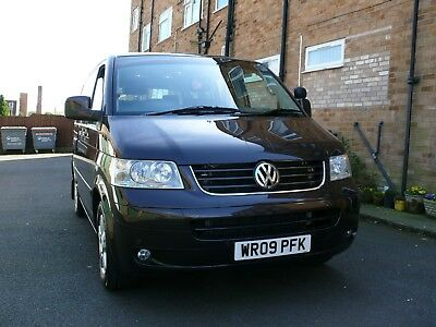 VW CARAVELLE EXECUTIVE 2.0 TDi DSG AUTO CHAIRLIFT WHEELCHAIR COST 80K  WILL PX
