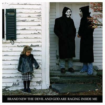 Devil and God are Raging Inside Me - New Brand Compact Disc Free Shipping!