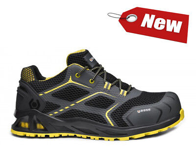 Scarpa Bassa Antinfortunistica Base B1004C K-Speed S1P Hro Src