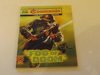 Commando War Comic Number 4557,2012 Issue,v Good For Age,06 Years Old,very Rare.