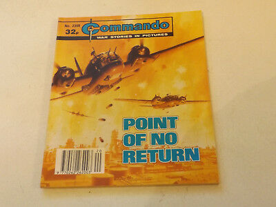 Commando War Comic Number 2358!,1990 Issue,v Good For Age,28 Years Old,very Rare