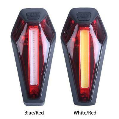 New Bike Brake Light Front Rear Tail Bicycle Cycling LED Safety Warning Lamp