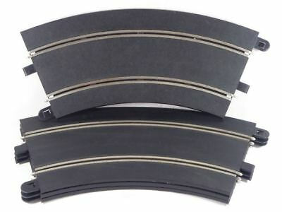 Scalextric (4pcs.) Kurve 3/45° - Radius 3/45° curve Ref.C8297 (SO2706)
