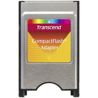 Transcend CompactFlash zu PCMCIA Adapter Plug and Play CF I/II TS0MCF2PC