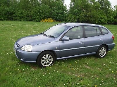 KIA  RIO  LX Estate   ONE LADY OWNER,   NEW MOT