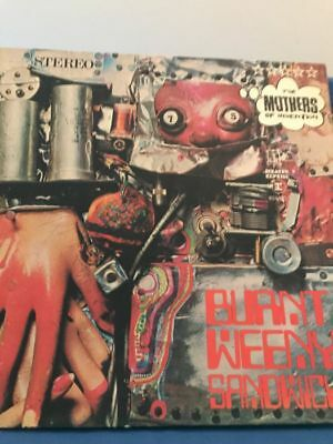 Mothers Of Invention and Frank Zappa, 1 Vinyl LP