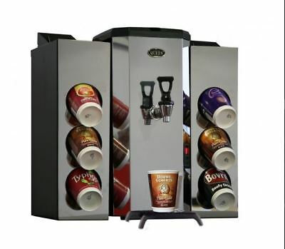 Coffee Water Boiler & 12oz Dispenser SUPERSIZE 12OZ TAKEAWAY DRINKS