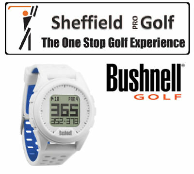 *NEW 2018* Bushnell NEO Ion GPS Watch White ***Special Offer Was £159 Now £99***