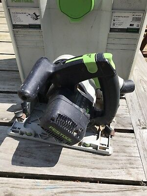 Festool TS55 EBQ-Plus 240v Plunge Saw