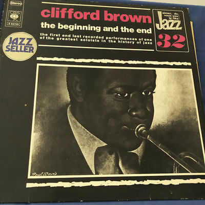 Clifford Brown, the beginning and the end, the first & last recorded, LP Vinyl