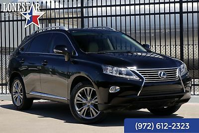 Lexus RX 350 Navigation Comfort Package 2013 Black Navigation Comfort Package!