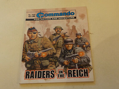 Commando War Comic Number 3949!,2006 Issue,v Good For Age,12 Years Old,very Rare