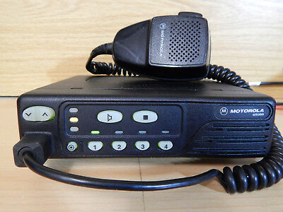 Motorola GM 350 VHF 2m Band  25W
