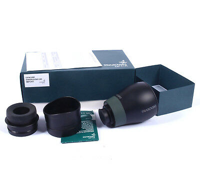 Swarovski TLS APO Apochromat Telephoto Lens System for ATX /STX Scopes UK