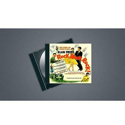 Alan Freed's Rock & Roll Dance Party CD - Live Rock & Roll Concert from 1956