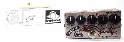 Zvex Effects Vexter Series Instant Lo Fi Junky Lo-Fidelity Effect Pedal - New