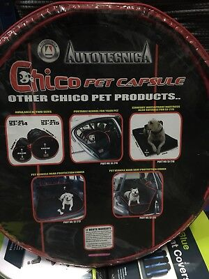 Chico Pet Collapsable Capsule Travelling Basket Sj-215